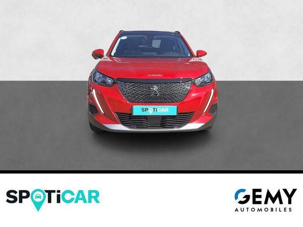 Photo miniature de la Peugeot 2008 1.2 PureTech 100ch S&S Allure 5cv 2020 d'occasion