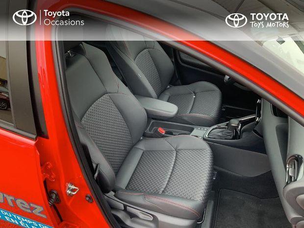 Photo miniature de la Toyota Yaris 116h Première 5p 2021 d'occasion