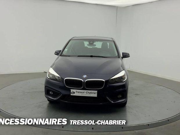 Photo miniature de la BMW Serie 2 Active Tourer 218d 150 ch Business A 2016 d'occasion