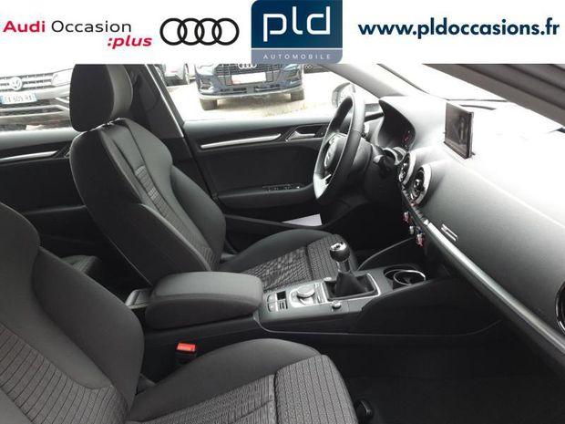 Photo miniature de la Audi A3 Sportback 30 TDI 116ch Sport Euro6d-T 109g 2020 d'occasion