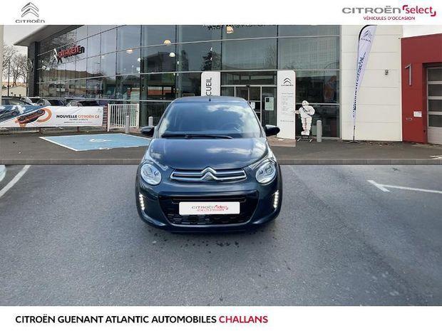 Photo miniature de la Citroën C1 Airscape VTi 72 S&S Shine 5p E6.d 2021 d'occasion