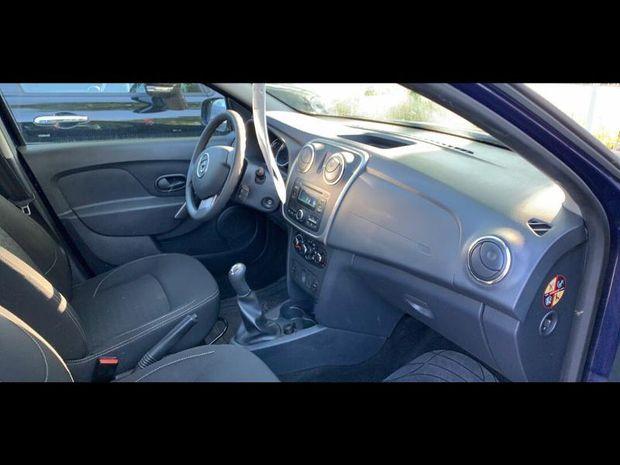 Photo miniature de la Dacia Sandero 1.2 16v 75ch Lauréate Euro6 2016 d'occasion