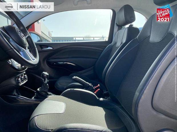 Photo miniature de la Opel Adam 1.2 Twinport 70ch Unlimited Tpano Clim auto 2019 d'occasion