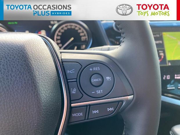 Photo miniature de la Toyota camry Hybride 218ch Lounge 2020 d'occasion