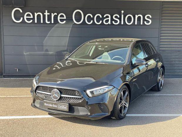 Photo miniature de la Mercedes Classe A 200 163ch Progressive Line 7G-DCT 2019 d'occasion