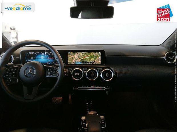 Photo miniature de la Mercedes Classe A 180 d 116ch Business Line 7G-DCT 2018 d'occasion