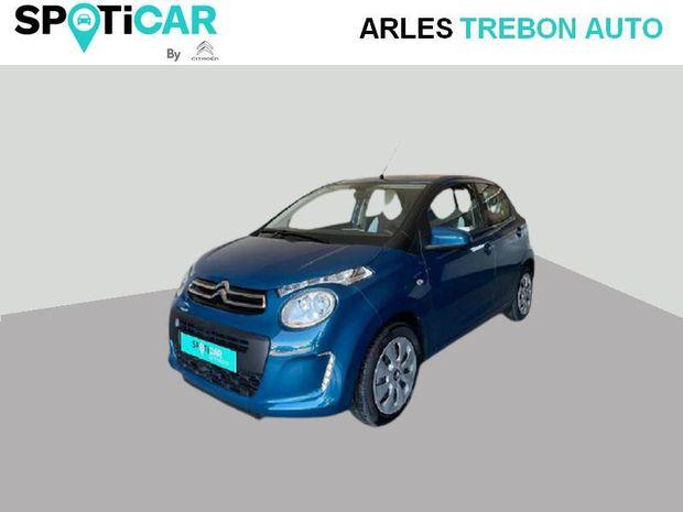 Photo miniature de la Citroën C1 VTi 72 S&S Feel 5p E6.d 2021 d'occasion