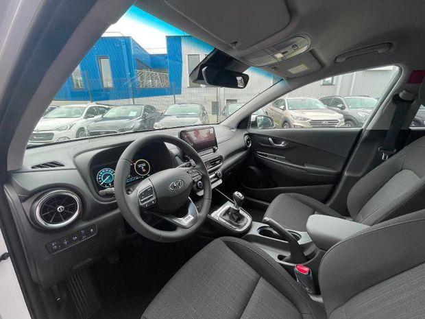 Photo miniature de la Hyundai Kona 1.6 CRDi Hybrid 48V 136ch Creative 2021 d'occasion
