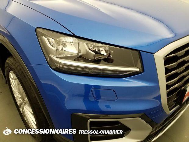 Photo miniature de la Audi Q2 1.6 TDI 116 ch BVM6 Design 2017 d'occasion