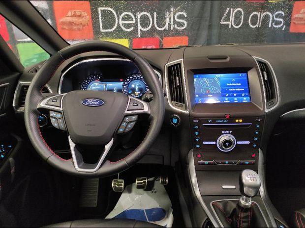 Photo miniature de la Ford S-MAX 2.0 EcoBlue 150ch ST-Line Euro6.2 2019 d'occasion