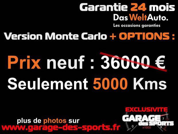 Photo miniature de la Skoda SCALA 1.6 TDI 116 ch DSG7 Monte-Carlo 2020 d'occasion