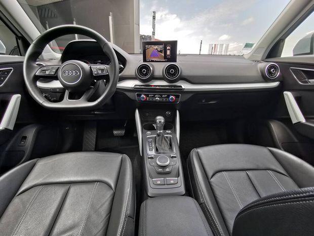 Photo miniature de la Audi Q2 35 TDI 150 S tronic 7 Design Luxe 2020 d'occasion