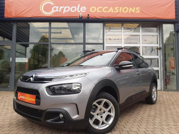 Photo miniature de la Citroën C4 Cactus PureTech 130 S&S EAT6 Shine 2019 d'occasion