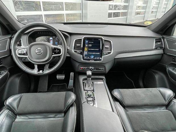 Photo miniature de la Volvo XC90 D5 AdBlue AWD 235ch R-Design Geartronic 7 places 2018 d'occasion