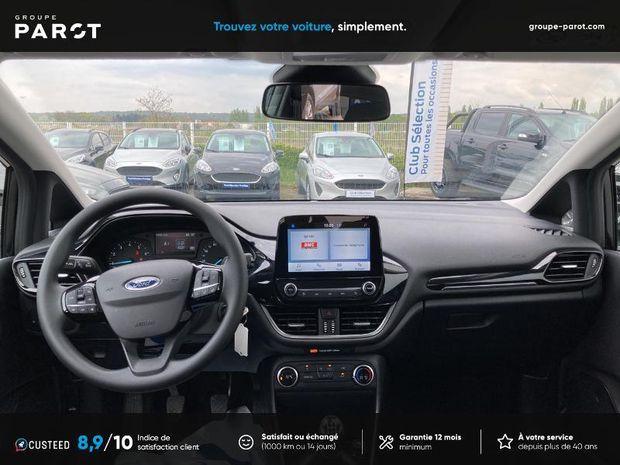 Photo miniature de la Ford Fiesta 1.1 75ch Cool & Connect 5p 2020 d'occasion