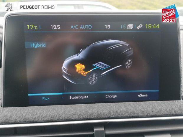 Photo miniature de la Peugeot 3008 HYBRID 225ch GT Line e-EAT8 10cv Touvrant Camera Clim Auto Full LED 2020 d'occasion