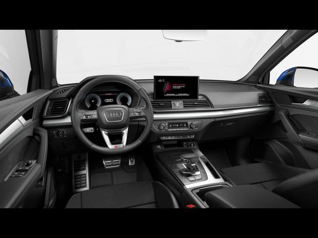 Photo miniature de la Audi Q5 40 TDI 204ch S line quattro S tronic 7 2021 d'occasion