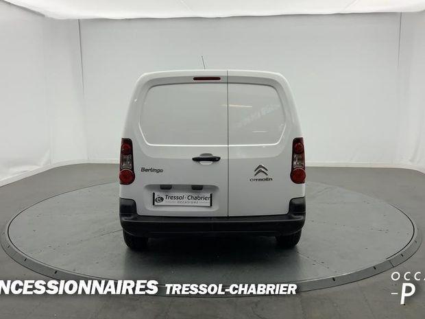 Photo miniature de la Citroën Berlingo M BLUEHDI 75 CLUB 2017 d'occasion