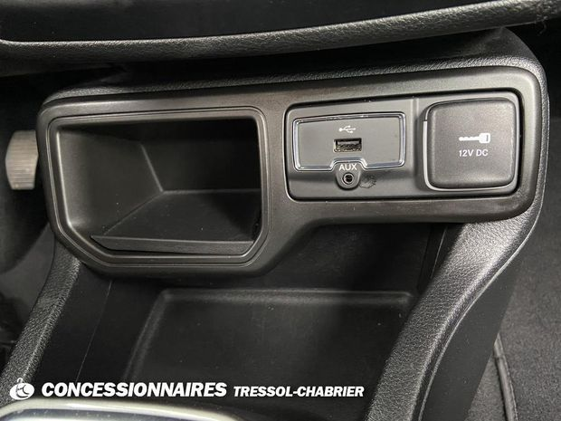 Photo miniature de la Jeep Renegade 1.0 GSE T3 120 ch BVM6 Limited 2019 d'occasion