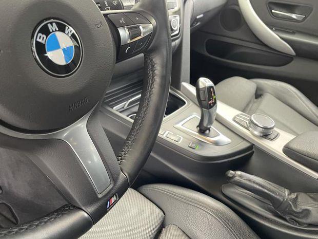 Photo miniature de la BMW Serie 4 Série 4 Gran Coupé 418dA 150ch Sport 2017 d'occasion