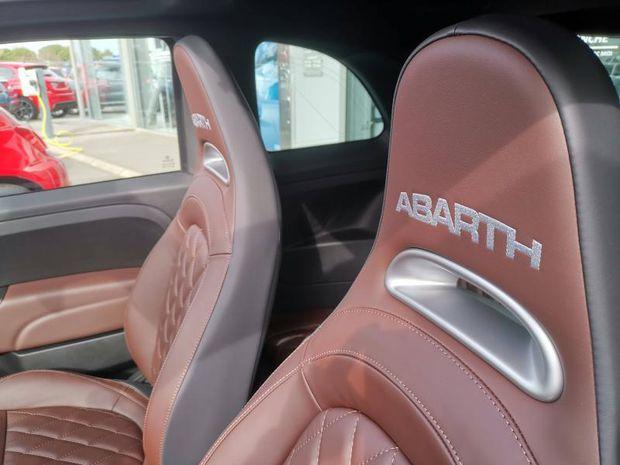 Photo miniature de la Abarth 500 1.4 Turbo T-Jet 165ch 595 Turismo E6D full 2021 d'occasion
