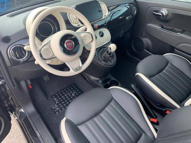 Photo miniature de la Fiat 500 1.0 70ch BSG S&S Dolcevita Plus 2021 d'occasion