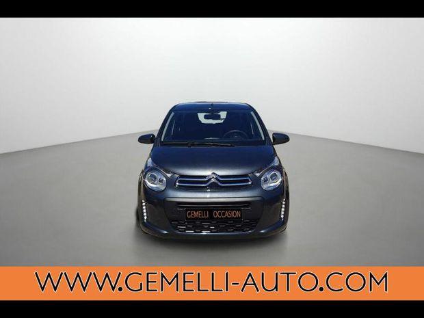Photo miniature de la Citroën C1 VTi 72 Feel 5p 2019 d'occasion