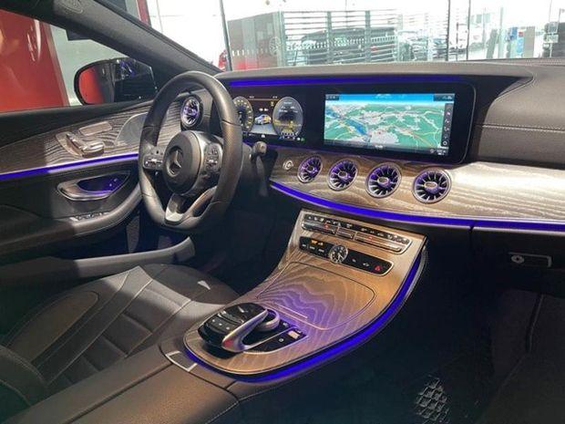 Photo miniature de la Mercedes Classe CLS 400 d 340ch AMG Line+ 4Matic 9G-Tronic 2018 d'occasion
