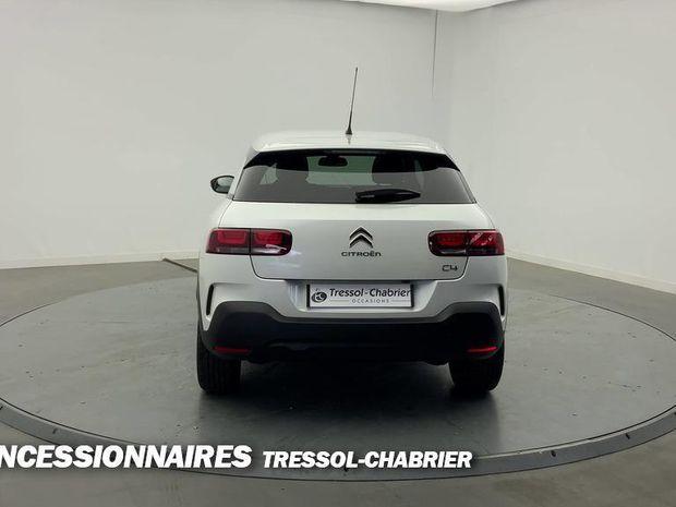 Photo miniature de la Citroën C4 Cactus BlueHDi 120 S&S EAT6 Shine 2019 d'occasion