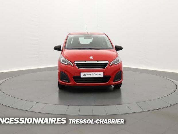 Photo miniature de la Peugeot 108 1.0 VTi 68ch BVM5 Access 2018 d'occasion