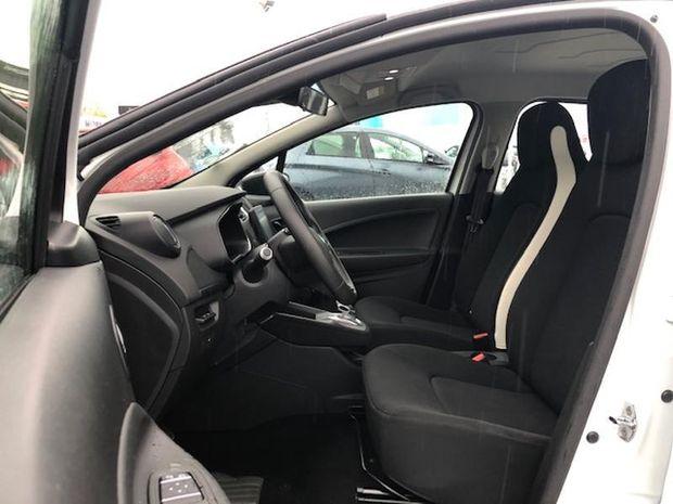 Photo miniature de la Renault Zoé Zoe Life charge normale R110 LOC BAT 395K 2020 d'occasion