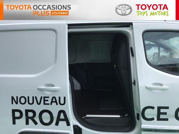 Photo miniature de la Toyota PROACE City Medium 75 D-4D Business 2020 d'occasion