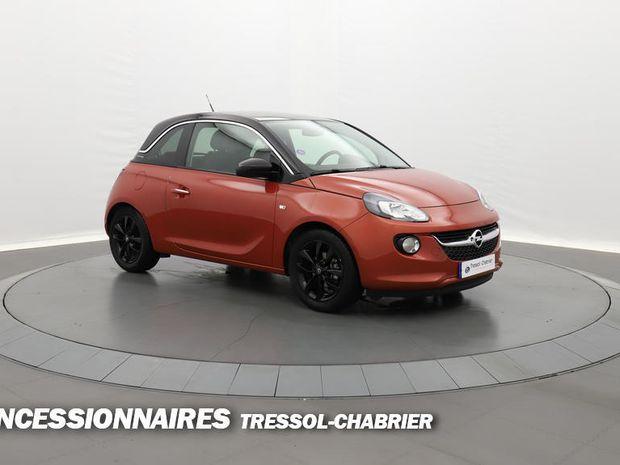 Photo miniature de la Opel Adam 1.2 Twinport 70 ch Unlimited 2019 d'occasion