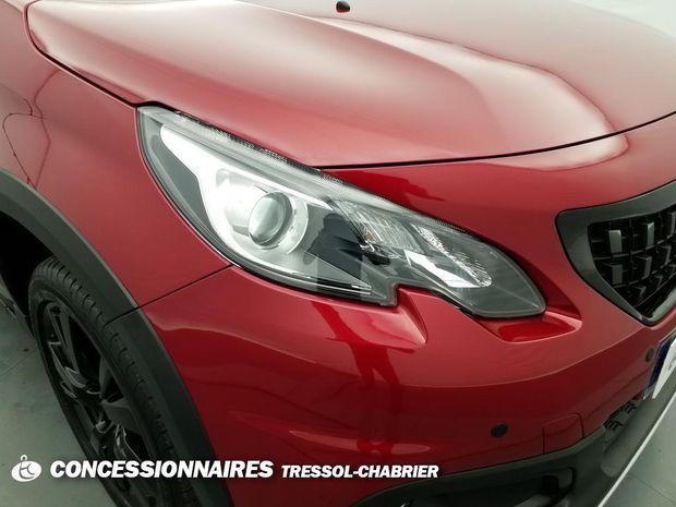 Photo miniature de la Peugeot 2008 1.2 PureTech 110ch S&S BVM5 GT Line 2018 d'occasion