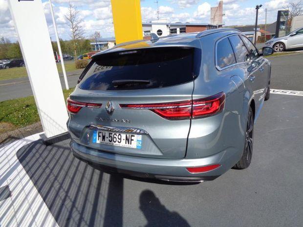 Photo miniature de la Renault Talisman Estate 2.0 Blue dCi 200ch Initiale Paris EDC 2021 d'occasion