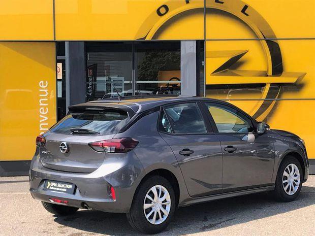 Photo miniature de la Opel Corsa 1.2 75 Edition Garantie 1an 2020 d'occasion