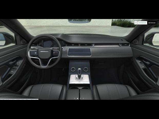 Photo miniature de la Land Rover Range Rover Evoque Evoque 2.0 D 165ch SE AWD BVA 2021 d'occasion