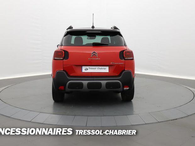 Photo miniature de la Citroën C3 Aircross PureTech 110 S&S BVM5 Shine 2018 d'occasion