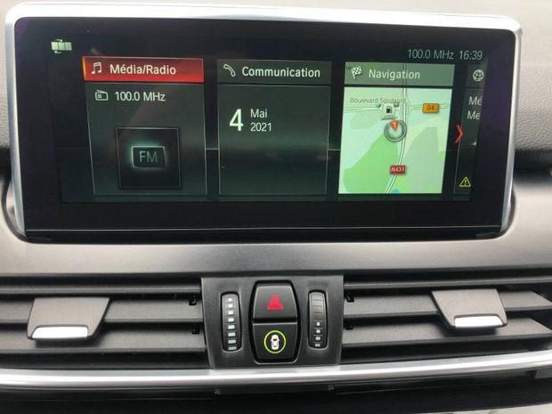 Photo miniature de la BMW Serie 2 Série 2 ActiveTourer 218dA 150ch M Sport 2018 d'occasion