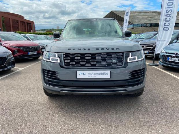 Photo miniature de la Land Rover Range Rover 2.0 P400e 404ch Autobiography SWB Mark IX 2019 d'occasion
