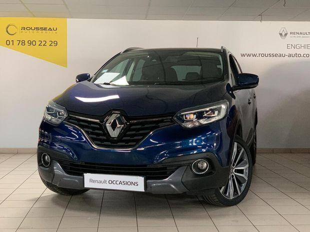 Photo miniature de la Renault Kadjar dCi 130 Energy Intens 2017 d'occasion