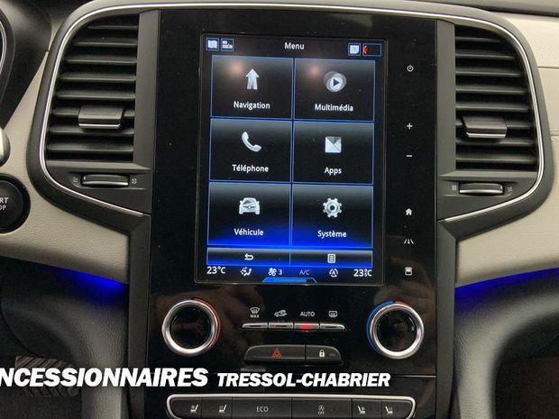 Photo miniature de la Renault Talisman Estate Blue dCi 160 EDC Intens 2020 d'occasion