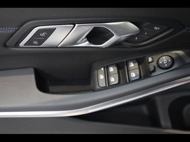 Photo miniature de la BMW Serie 3 Série 3 Touring 330eA xDrive 292ch M Sport 2021 d'occasion