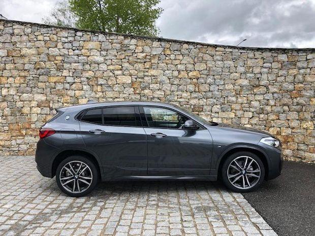 Photo miniature de la BMW X2 sDrive18iA 140ch M Sport DKG7 Euro6d-T 2021 d'occasion