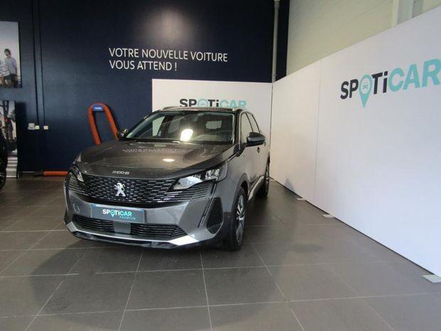 Photo miniature de la Peugeot 3008 HYBRID 225ch Allure Pack e-EAT8 2021 d'occasion