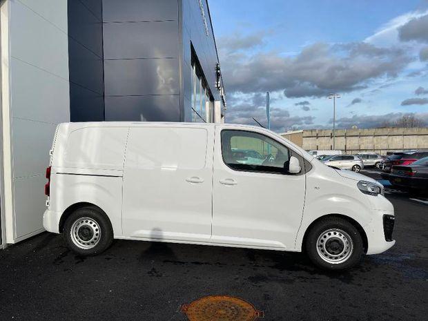 Photo miniature de la Peugeot Expert Fg Standard 100 kW batterie 75 kWh Asphalt 2020 d'occasion