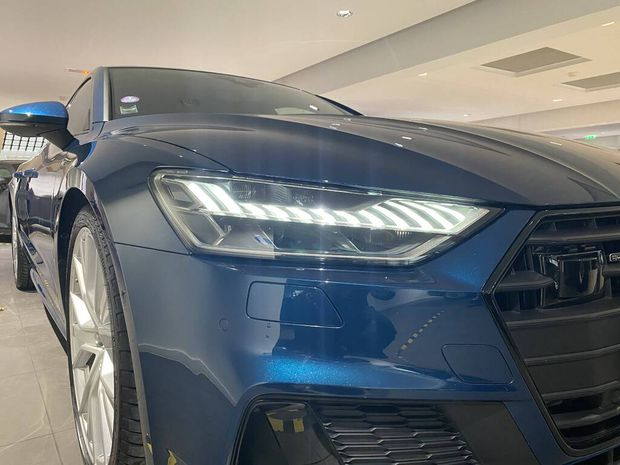 Photo miniature de la Audi A7 Sportback 55 TFSI 340 S tronic 7 Quattro ultra S line 2019 d'occasion