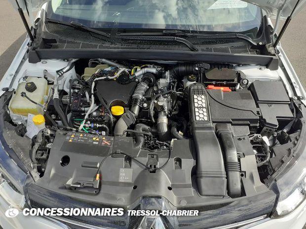 Photo miniature de la Renault Megane Mégane IV Berline Blue dCi 115 Business 2019 d'occasion