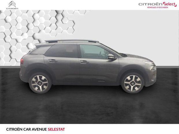 Photo miniature de la Citroën C4 Cactus Essence 110 Shine 2020 d'occasion