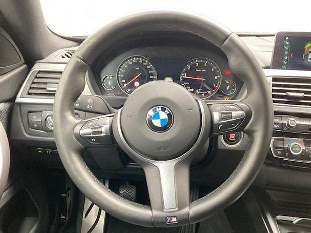 Photo miniature de la BMW Serie 4 Gran Coupe 420i 184ch M Sport 2018 d'occasion
